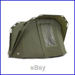 Lucx Karpfenzelt 1 2 Mann Angelzelt Bivvy 2 Man Carp Dome Fishing Tent Coon