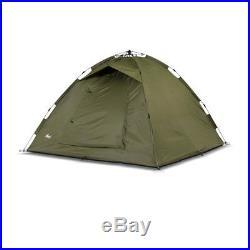 Lucx Ruck Zuck Bivvy Zelt / Schnellaufbau Zelt Pop Up Zelt Camping Zelt Tent
