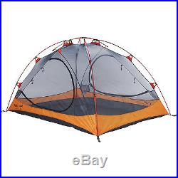 MARMOT AJAX 3 LIGHTWEIGHT BACKPACKING TENT 3 PERSON ORANGE NEW WithTAGS