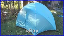MINT NORTH FACE VE 25 (3-person, 4-season) EXPEDITION MOUNTAINEERING TENT