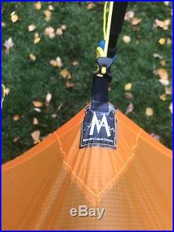 MLD Trailstar- 3 Person UL Pyramid Tarp- Excellent Cond- Mountain Laurel Designs