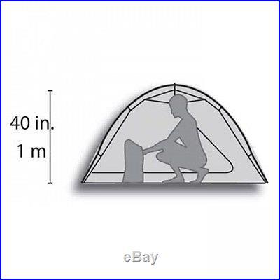 MSR Hubba Hubba 2 Person Tent NWT (w/Footprint)