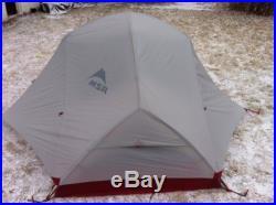 MSR Hubba Hubba NX Backpacking Tent