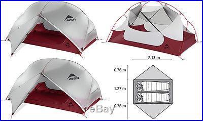 MSR Hubba Hubba NX Brand NWT MSRP $390