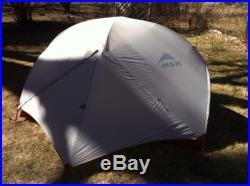 MSR Hubba Hubba NX Ultralight Backpacking Tent