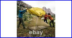 Marmot 2 person backpacking tent The Bolt Ultra Light with foot print