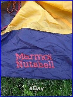 Marmot Nutshell Tent