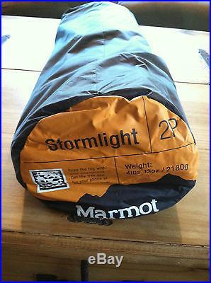 Marmot Stormlight 2 person Tent