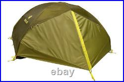 Marmot Tungsten 2 Person Hiking Tent Green ShadowithMoss
