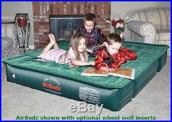 Mattress Air Bed Truck Inflatable AirBed Full Size 6'-8' Travel Camping with Pump