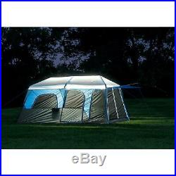 Member's Mark 10-Person Instant Cabin Tent with LED Lights FAST FREE SHIPPING