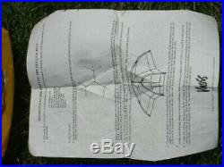 Moss Trillium 6 person backpack tent used 3 times
