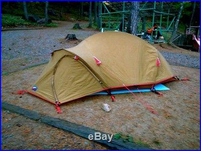 Moss tent Hooped Outland tent MSR