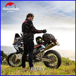 Motorcycle Motorbike 2 Person Expedition Touring Tunnel Tent 3Season 40D Fabric