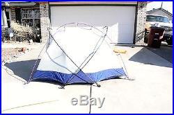 Mountain Hard 4 Season 3 man tent. Hiking, Snow Camping, Spring camping