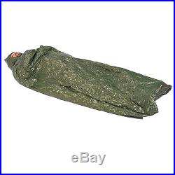 NDUR Survival Bag Bivvy OD Tactical Gear Sleeping Bag/Shelter Reflect Heat 61430