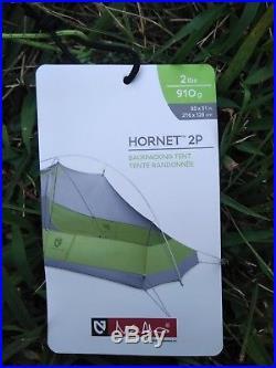 NEMO Hornet 2P Ultralight Backpacking Tent. NEW