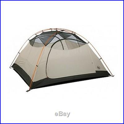 NEW Big Agnes Burn Ridge Outfitter 4 Person