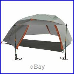 NEW Big Agnes Copper Spur HV UL2 MtnGLO Tent 2-Person 3-Season Silver/Gray