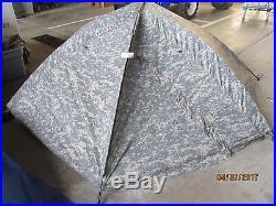 NEW ICS ACU Tent Improved Combat Shelter 1 Man Tent Military 8340-01-521-6438