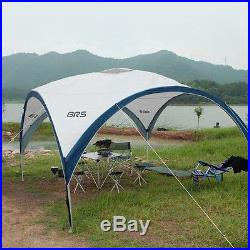 NEW Outdoor Sunshade Camping Hiking Summer Tent Travel Canopy Shade-shed