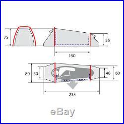NWT Splav Kaiten 1P Tactical Military Tent Ultra-Light Waterproof 3000 mm Russia