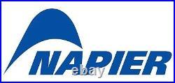 Napier 57022 Blue & Grey Sportz 57 Series Truck Tent for Chevy Silverado 6 ft