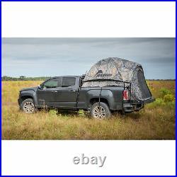 Napier Backroadz Compact/Short Truck Bed 2 Person Outdoor Camping Tent, Camo