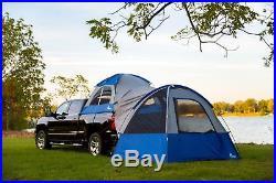 Napier Outdoors Sportz Link Truck Tent 51000, 8x8, Blue & Grey, 51000