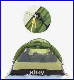 Naturehike OPALUS Tent 2-3 Person Tunnel Tent Ultralight Camping Tent for Hiking