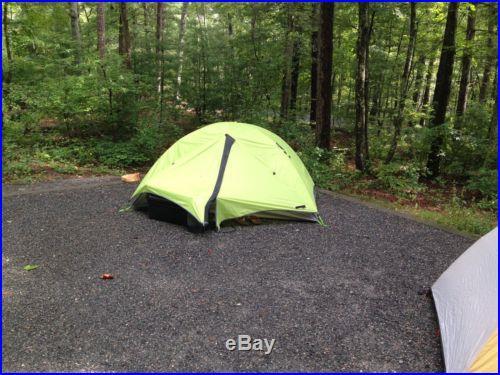 Nemo Galaxi 2P Backpacking Tent & Footprint