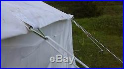 New 13 x 20 Canvas Wall Tent & Angle Kit by Elk Mountain Tents