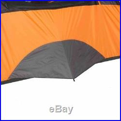 New 8 Person Instant Cabin Tent Family Camping Waterproof Outdoor Easy Set up