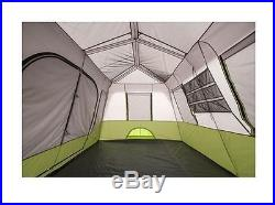 New 9 Person 2 Room Family Instant Tent Hiking Camping Outdoor Waterproof