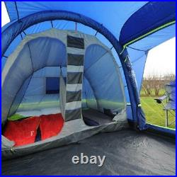 New Berghaus Air 4 Inflatable 4 Person Family Tent