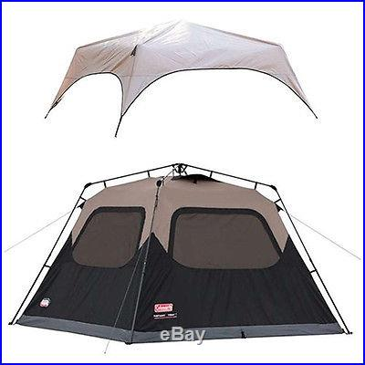 New Coleman Rainfly for Coleman 6-Person Instant Tent Camping Outdoor Camp