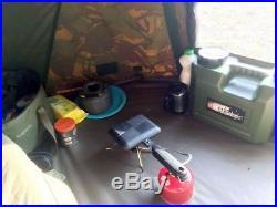 New Cyprinus DPM4 Compact 1 Man Carp Fishing Bivvy