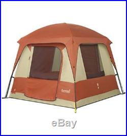 New EUREKA! Copper Canyon 4 Person Camping Outdoor Roomy Tent 2601296 8x8 Feet