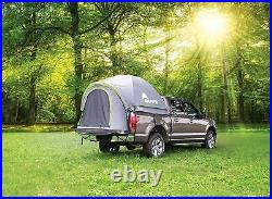 New Napier Backroadz Truck Tent Full Size Short Bed Grey/Green
