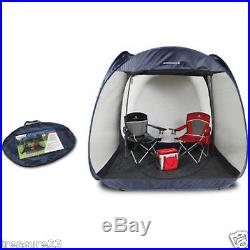 New SportCraft 8 ft Pop Up Screen Room With Floor Canopy Tent Shelter