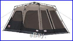 New and Sealed! Coleman 14x8 Foot 8 Person Instant Tent Ships Fast
