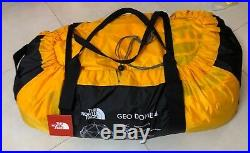 North Face Geodome 4 Tent with Footprint