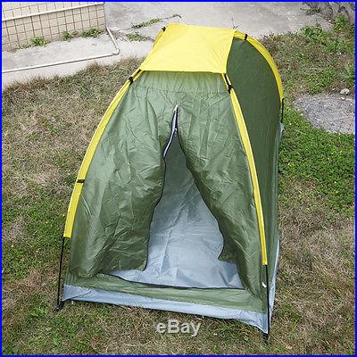 Nylon Oxford Waterproof Dome Outdoor Hiking Compact Sleeping Camping Tent