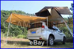 OCAM Wing Camping Awning Round 3m x 3m 280g Cross Cotton Thread 4x4 Camping