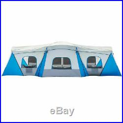 OZARK TRAIL Hazel Creek 16 Person Family Spacious Outdoor Cabin House Tent NEW
