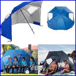 Outdoor Beach Umbrella Canopy Sun Shade Protection Portable Camping Tent Shelter