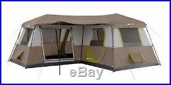 Outdoor Family Camping Large Tent Backpacking 10 Person Survival Canvas Gear New