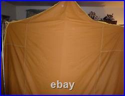 Outdoor Venture Corp Tent (70's / Canvas / Vintage) 8' x 10