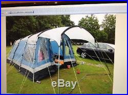 Outwell Indiana 6 tent + porch