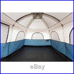 Ozark 10 Person Tent Trail Camping Cabin Family 14' x 10' Insulated Waterproof
